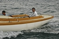 Alerion - Sailing - Website