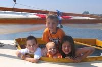 """Hawk & Reardon Families aboard """"Sea Hawk"""", West Dennis, MA"""