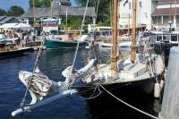 9 - Large - Schooner Dock Mystic