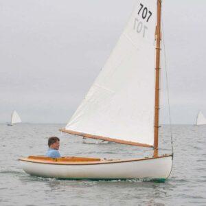 Hull 2272 Sailing